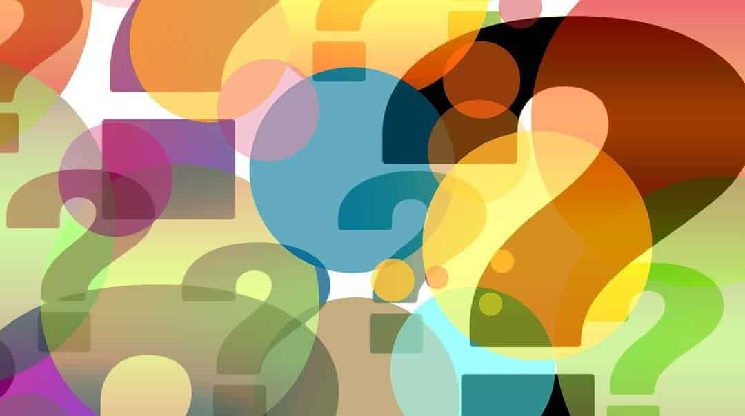 Ask Questions: Mundane and Pivotal Life Changing Questions